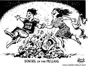 bonfireofthemullahs