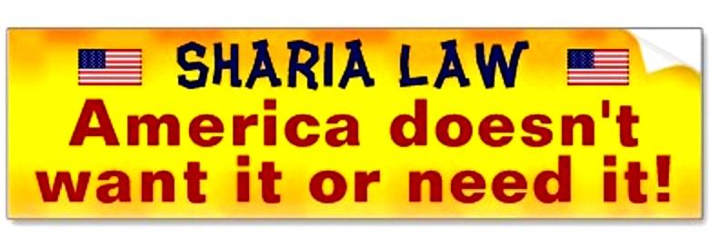 no-sharia-america